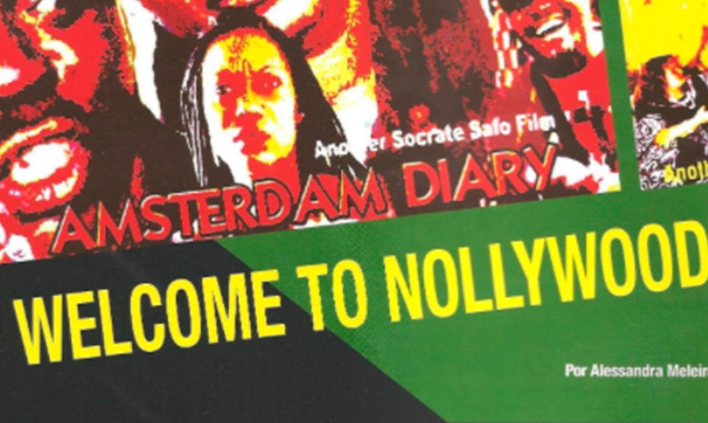 Indústrias cinematográficas de Gana e Nigéria
