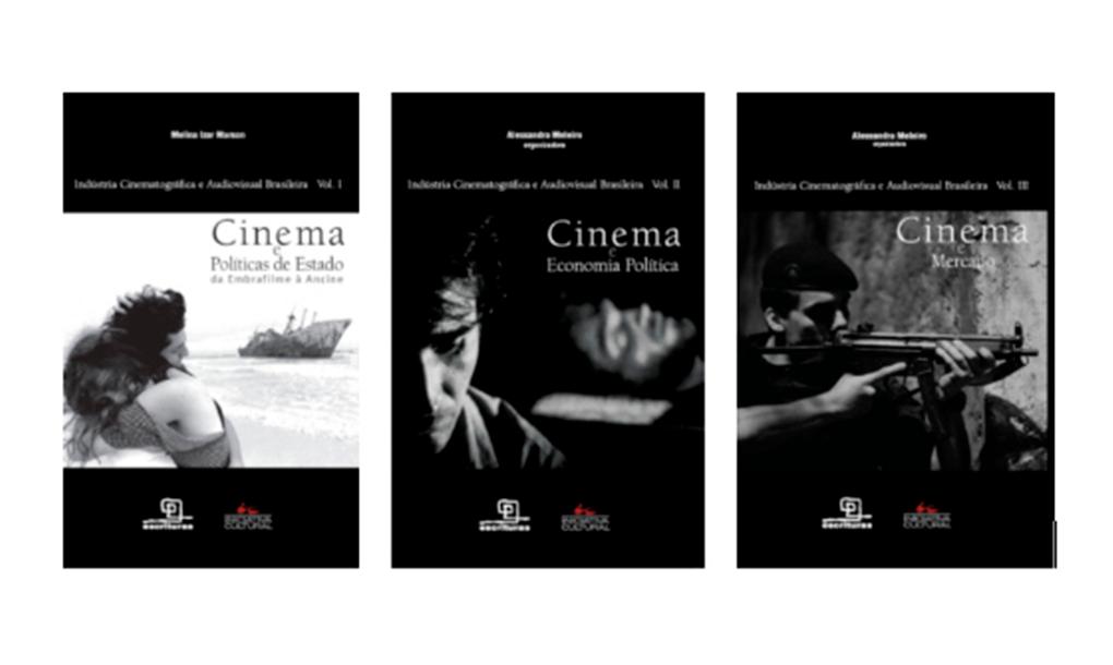 A Indústria Cinematográfica e Audiovisual Brasileira