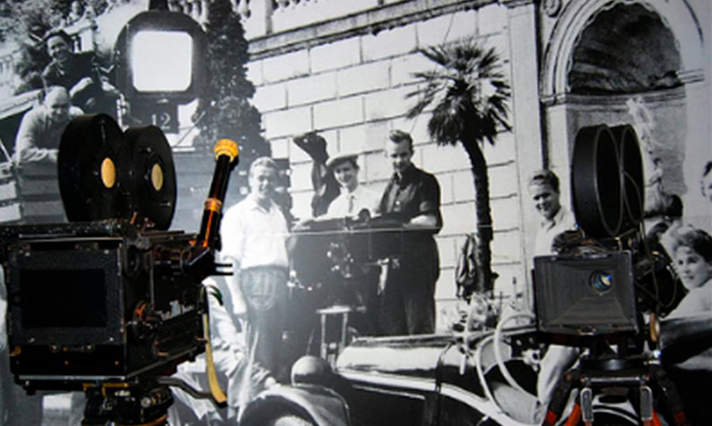 A indústria americana de cinema