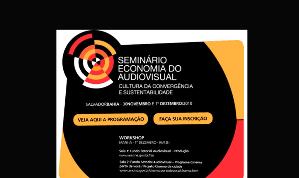 Economia do audiovisual em debate