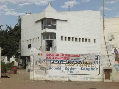 O cinema-subúrbio na região de Dakar