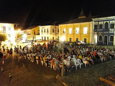 1º Festival de Cinema Baiano em Ilhéus