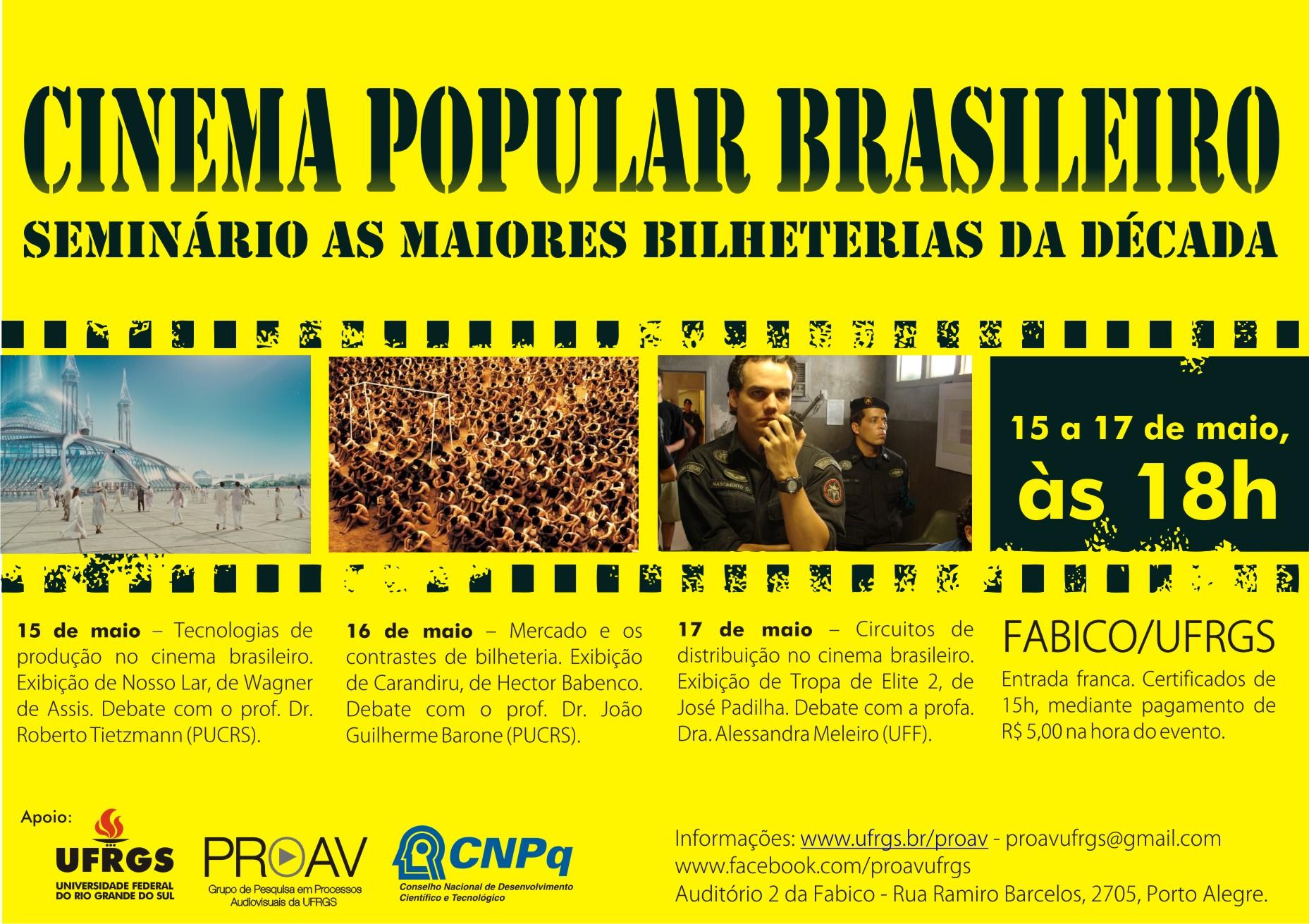 Cinema Popular Brasileiro
