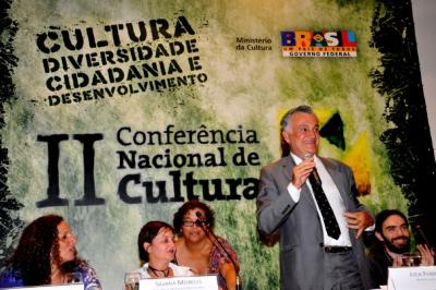 Setorial apresenta políticas para Conferência Nacional de Cultura