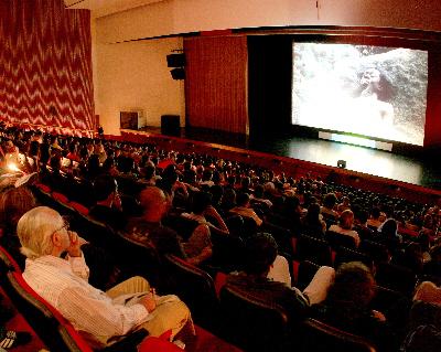 MinC e Ancine lançam projeto de cinemas
